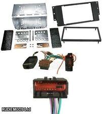RANGE Rover Sport 05 per autoradio Doppio DIN Kit di montaggio e Gambo Adattatore