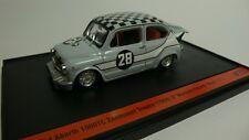 FIAT ABARTH 1000 TC ZANDVOORT TROPHY  #28 1969 BRUMM