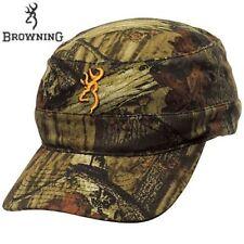 BROWNING 51 FIELD CAP FLEX FIT MOSSY OAK INFINITY HUNTING CASUAL CAP L/XL