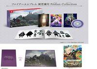 Nintendo Switch Fire Emblem Three Houses Fodlan Collection w/Bonus [Japanese]