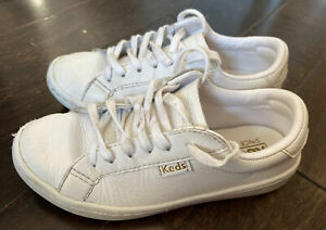 Keds White Ace Sneakers Kids 11.5