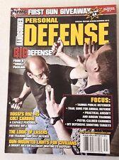 Handgunner Personal Defense Magazine Rossi's R92 .45 Summer 2013 030217NONRH