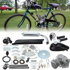 Motorized Bicycle Bike 50cc 2 Stroke Petrol Gas Engine Motor Kit Ebike 24 Or 26""