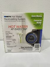 Watts 500800 Hot Water Under Counter Recirculating System w Built-In Timer Valve