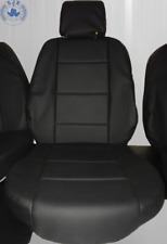 Sitzbezug passend für BMW 3er-Reihe  E36 Cabrio Vordersitz  , schwarz  NEU