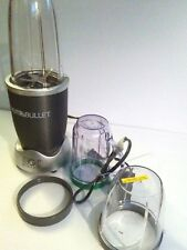 Nutri Bullet Blender Mixer Nb-101B  NEW Tested Works