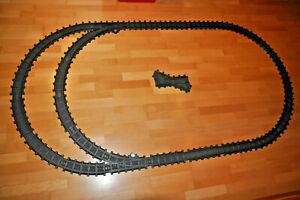 Playmobil Eisenbahn RC Train Schienen 16 Kurve, 6 Gerade, 2 Weichen + Kreuzung