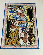 GOLDEN MUNICH PSALTER, 1200 AD