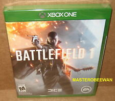 Battlefield 1 (Microsoft Xbox One, 2016) New Sealed