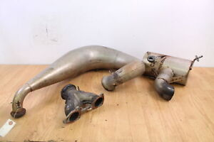 2006 ARCTIC CAT M7 700 Tuned Exhaust Pipe System Speedwerx