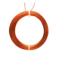 0.40mm ENAMELLED COPPER WINDING WIRE, MAGNET WIRE, COIL WIRE  50g Coil (44mtrs)