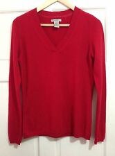 Gap No Pattern V Neck None Jumpers & Cardigans for Women