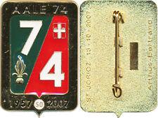 Amicale Anciens de la Légion Etrangère 74,Savoie,1957 2007, A.Bertrand, (4006)
