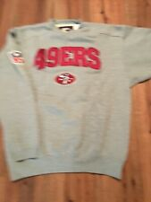 Vintage Starter San Francisco 49ers Sweatshirt Size Medium