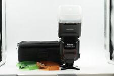 Nikon SB-910 Speedlight Shoe Mount Flash SB910 #323