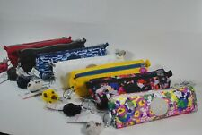 New With Tag Kipling FREEDOM Pouch Cosmetic Pencil Case with Monkey Keychain