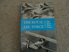 BOOK - THE ROYAL AIR FORCE THE FIRST FIFTY YEARS - CHARLES SIMS