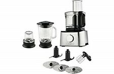 Kenwood FDM302SS Multipro Compact Food Processor, 2.1 Litre, 800 W, 2.1 litres,