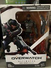 Overwatch Ultimates Series  Reyes Reaper Skin 6-Inch Action Figure