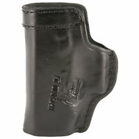 Don Hume, H715-M IWB Holster Fits Glock 43/43X, Right Hand, Black Leather