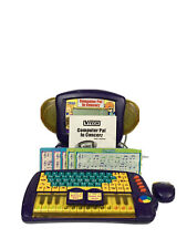 Vtech Computer Pal In Concert W/ Song Cards & Cartridges 1990s Rare