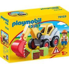PLAYMOBIL 70125 - 123 - Schaufelbagger