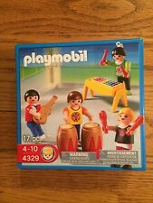 Playmobil 4329 School Band New in Box!