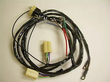 1956 Chevrolet Belair 210 150 Front Forward Light Wiring Harness with Generator
