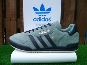 VINTAGE ADIDAS JEANS SUPER 80s casuals 2017 UK11 VERY RARE OG COLOURWAY