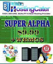 Unlimited SUPER ALPHA Reseller Web Hosting+ Genuine WHMCS Licence + 1000 Extras