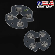 2x Replacement Kit ABXY Button Metal Patch Pad Parts For Xbox One Controller NEW