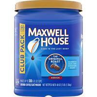 Maxwell House Ground Coffee Original Roast 48 oz - *NEW* FREE SHIPPING/RETURNS