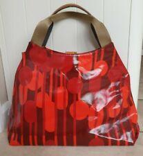 Orla Kiely Etc Classic Shoulder Bag Handbag Rare Design