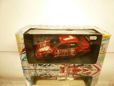 MINICHAMPS ALFA ROMEO 155 V6 TI DTM 1993 NANNINI - RED 1:18 - VERY GOOD IN BOX