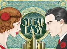 "SPEAKEASY The ""Prohibition"" strategy board game  for 2 players"