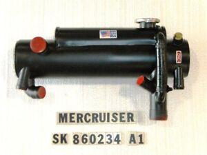 NEW Seakamp MerCruiser 860234A1 Heat Exchanger 1997-2001 4.3L, 5.0L, 5.7L, 6.2L