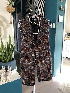 ld&c Melbourne Wool Vest. Size S