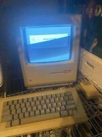 Very Rare Original Macintosh 128 M0001 128K w/ Keyboard & Mouse