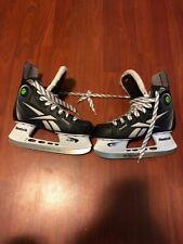 Reebok 4K Pump Ice Hockey Skates Size 4 Stainless Steel Blades Ships Free