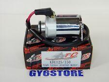 TAIDA KDU GY6 HIGH TORQUE STARTER MOTOR FOR GY6 RUCKUS, ATV's, and UTV's