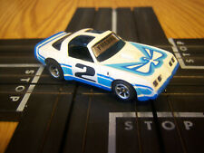 AFX NOS Firebird White/Blue #2 Brand New UNUSED Model Motoring SUPER CLEAN!~WOW~