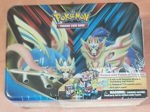 Pokemon TCG Collectors Chest Lunchbox Tin New Sealed