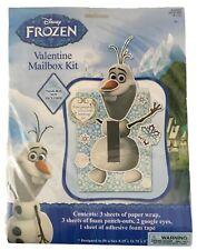 Frozen Valentines Day Mailbox Kit