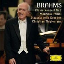 Brahms: Klavierkonzert Nr. 2 (CD, Mar-2014, Deutsche Grammophon)