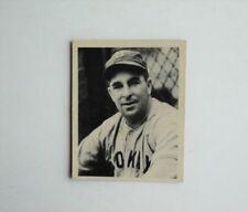 1939 Playball 110 Fitzsimmons Dodgers NRMINT Sample - FIRE SALE thru 9/24