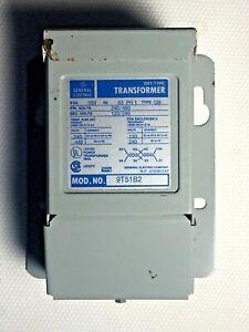 GENERAL ELECTRIC 9T51B0002 TRANSFORMER .050KVA 60HZ PH 1 TYPE QB, GE 9T51B2