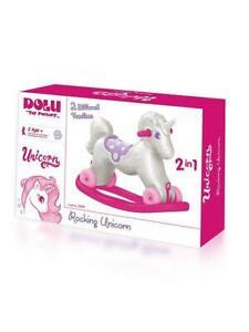 Dolu Rocking Unicorn 2509