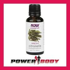 NOW Foods - Essential Oil, Citronella Oil - 30 ml.