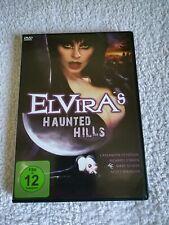 Elvira`s Haunted Hills, DVD, aus Sammlung