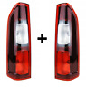 2x FEU LAMPE STOP ARRIERE DROIT + GAUCHE pour  RENAULT TRAFIC III 2014- NEUF!